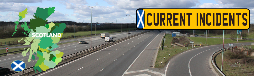 Latest Scotland Traffic News